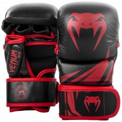 Рукавиці Venum Challenger 3.0 Sparring Gloves Black/Red
