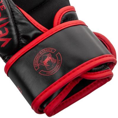 Перчатки Venum Challenger 3.0 Sparring Gloves Black/Red (01576) фото 5