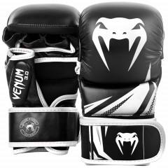 РукавиціVenum Challenger 3.0 Sparring Gloves Black/White