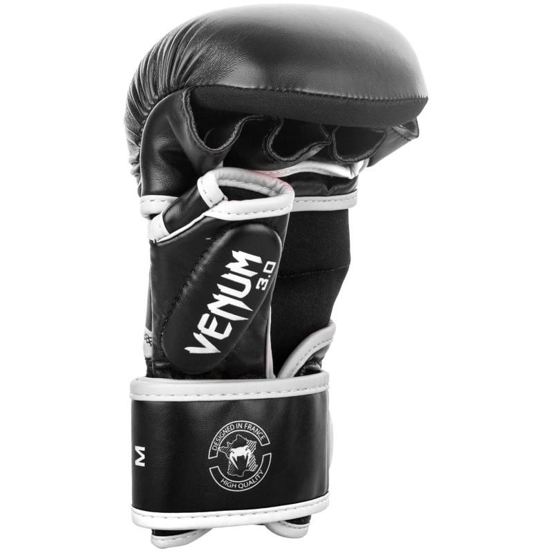 РукавиціVenum Challenger 3.0 Sparring Gloves Black/White (01571) фото 6