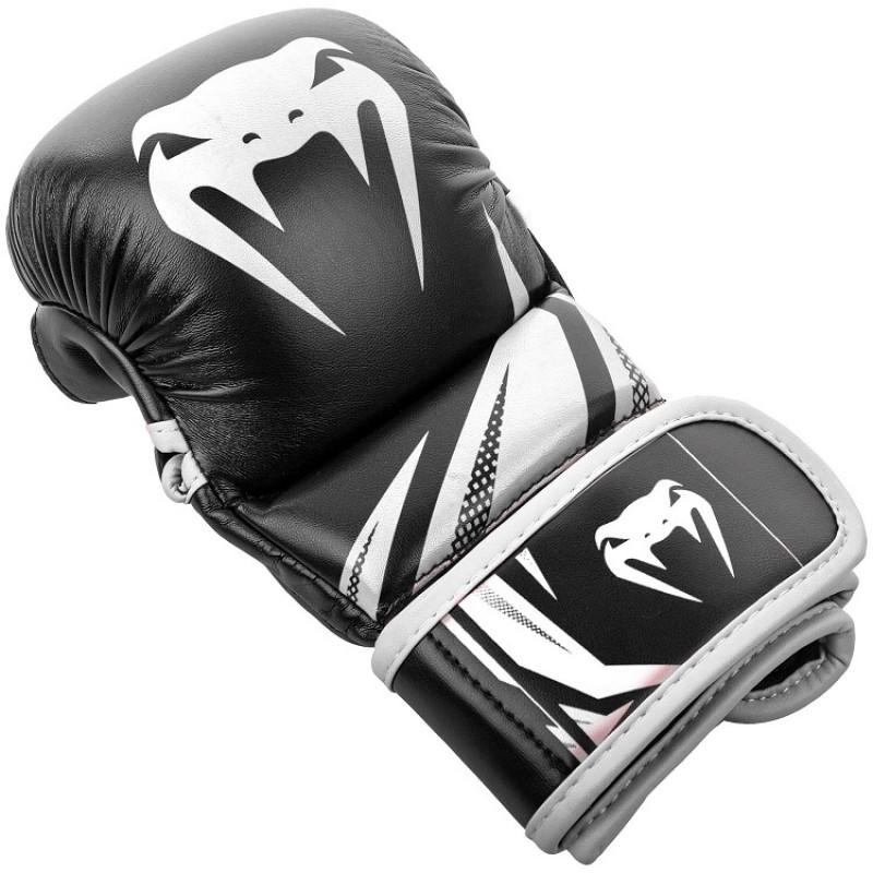 РукавиціVenum Challenger 3.0 Sparring Gloves Black/White (01571) фото 4