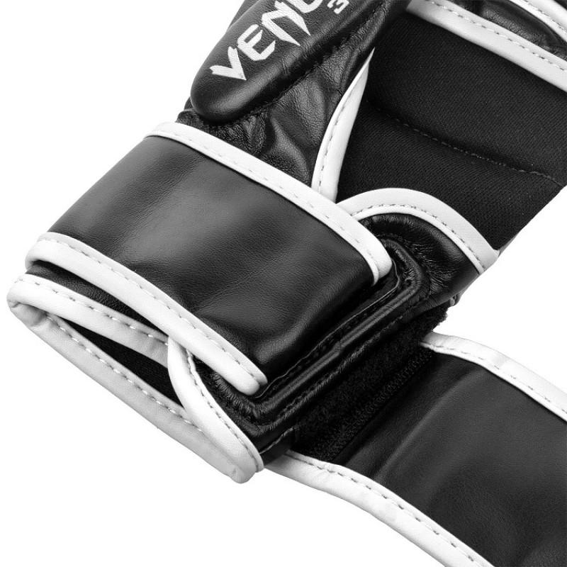 РукавиціVenum Challenger 3.0 Sparring Gloves Black/White (01571) фото 2