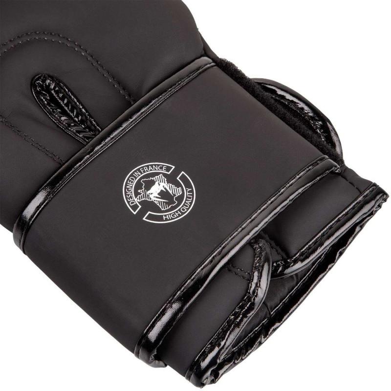 Боксерские перчатки Venum Contender 2.0 Чёрные/Серый (01558) фото 5