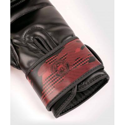 Рукавиці Venum Defender Contender 2.0 Чорний/Червоний (01970) фото 5