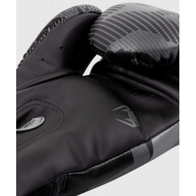 Перчатки Venum Elite Boxing Gloves Black/Dark camo (01999) фото 5