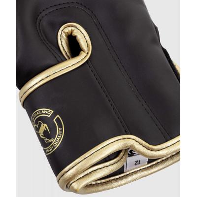Боксерські рукавиці Venum Elite Темний камуфляж/Золото (02000) фото 6