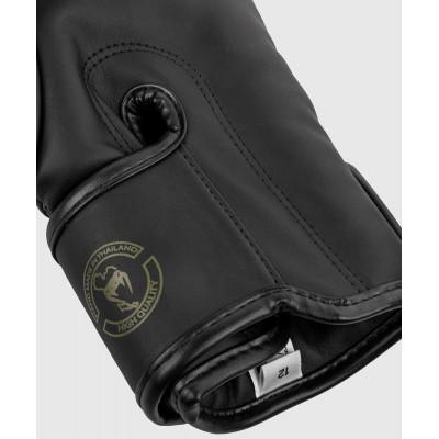 Перчатки Venum Elite Boxing Gloves Khaki camo (02085) фото 6