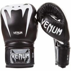 Боксерские перчатки Venum Giant 3.0 Nappa Чёрные