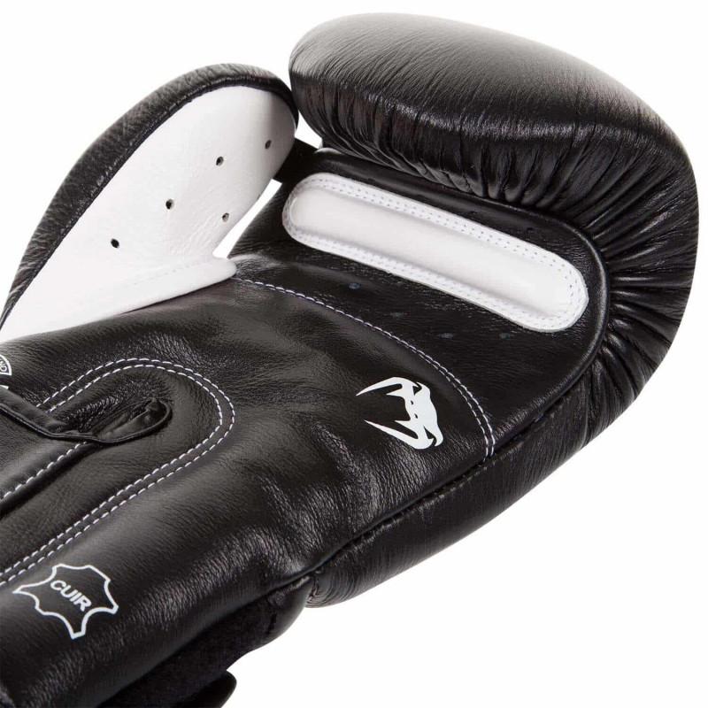 Боксерские перчатки Venum Giant 3.0 Nappa Чёрные (01845) фото 3