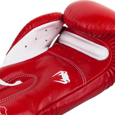Боксерські рукавиці Venum Giant 3.0 Nappa Червоні (01848) фото 4