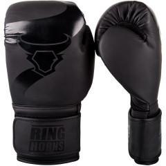 Рукавці Ringhorns Charger Boxing Gloves Black/Black