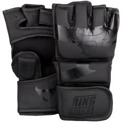РукавиціRinghorns Charger MMA Gloves Black/Black