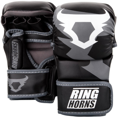Перчатки Ringhorns Charger Sparring Gloves Black (01684) фото 1