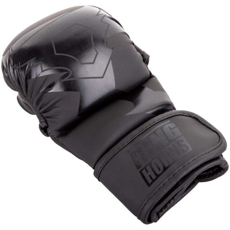 Рукавиці Ringhorns Charger Sparring Gloves Black/Black (01685) фото 4
