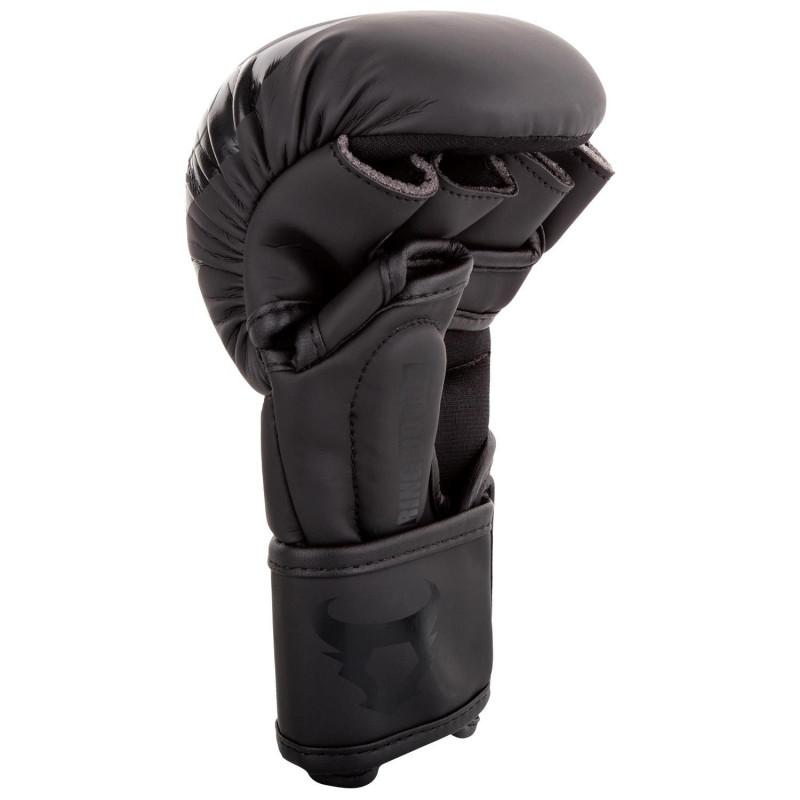 Перчатки Ringhorns Charger Sparring Gloves Black/Black (01685) фото 2