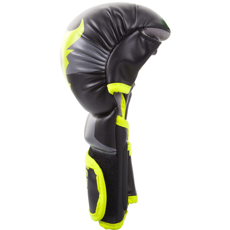 Перчатки Ringhorns Charger Sparring Gloves Black/Neo/Yelow (01686) фото 3