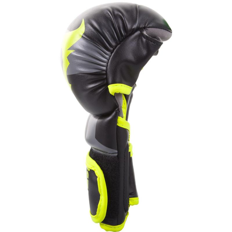 Рукавиці Ringhorns Charger Sparring Gloves Black/Neo/Yelow (01686) фото 3