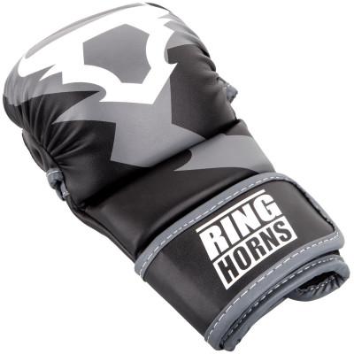 Перчатки Ringhorns Charger Sparring Gloves Black (01684) фото 2