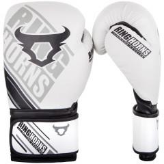 Рукавиці Ringhorns Nitro Боксерські рукавиці білі