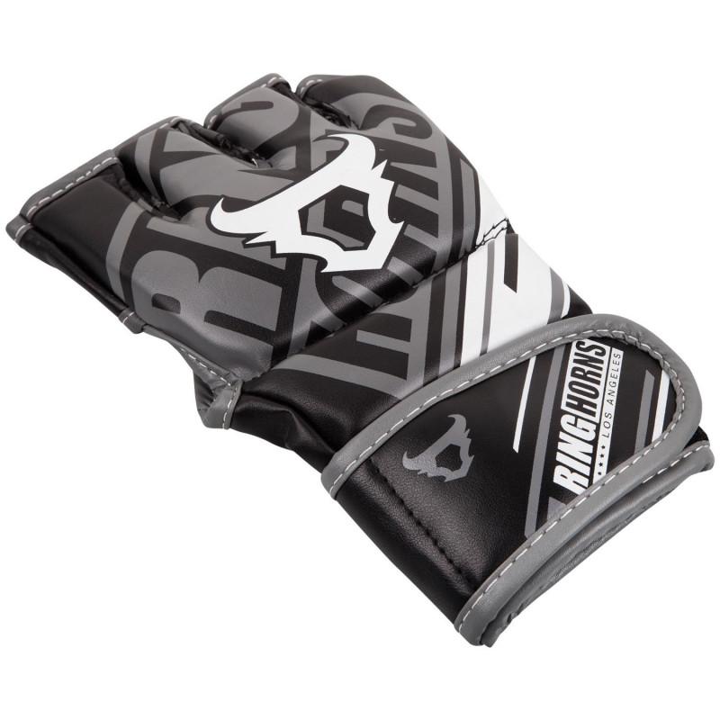 Перчатки Ringhorns Nitro MMA Gloves Black (01692) фото 4