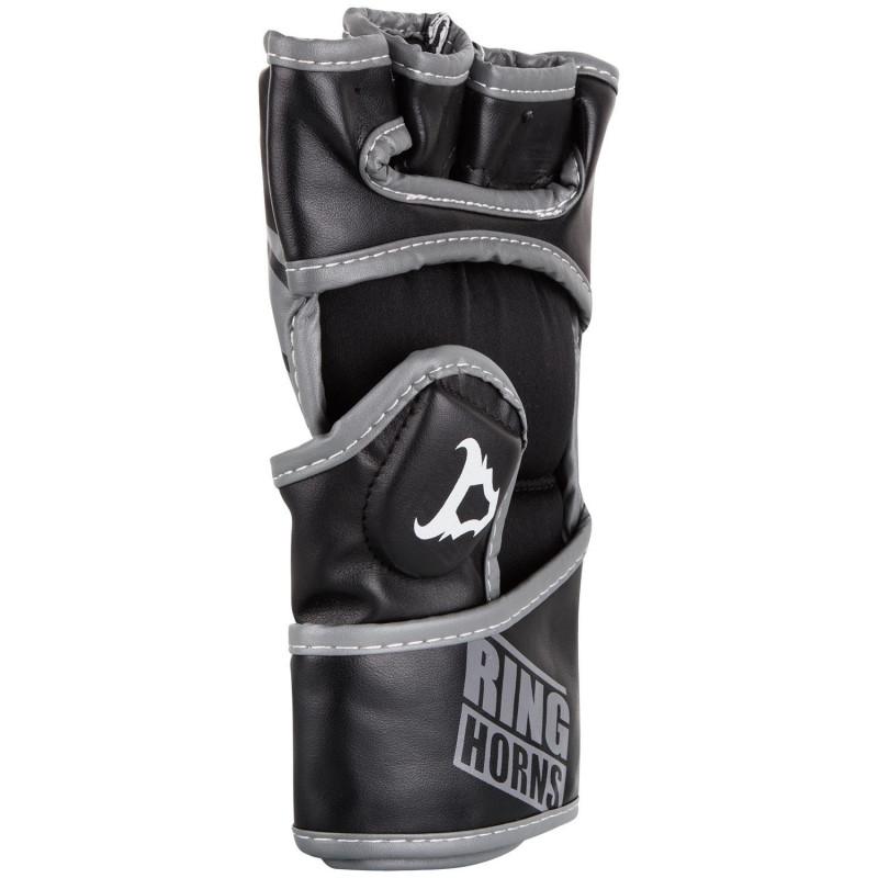 Перчатки Ringhorns Nitro MMA Gloves Black (01692) фото 2