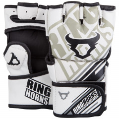 Перчатки Ringhorns Nitro MMA Gloves White