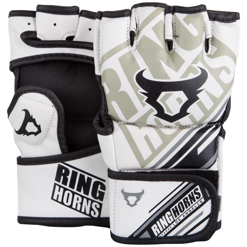 Перчатки Ringhorns Nitro MMA Gloves White (01694) фото 1