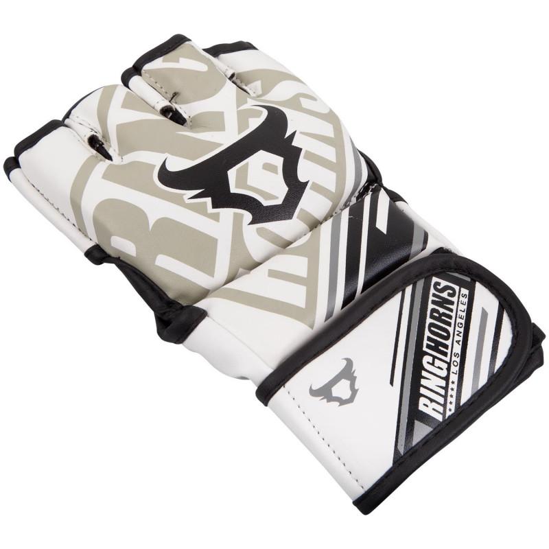 Перчатки Ringhorns Nitro MMA Gloves White (01694) фото 3