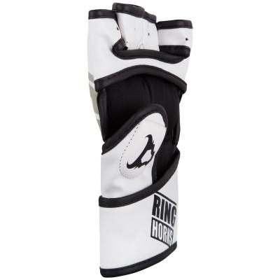 Перчатки Ringhorns Nitro MMA Gloves White (01694) фото 2