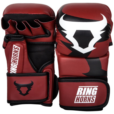 Перчатки Ringhorns Charger Sparring Gloves Red (01687)