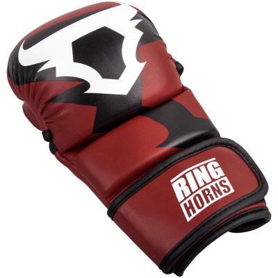 Перчатки Ringhorns Charger Sparring Gloves Red (01687) фото 4