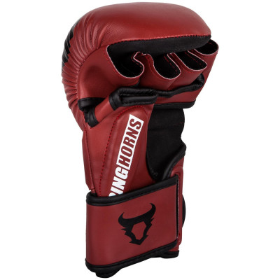 Перчатки Ringhorns Charger Sparring Gloves Red (01687) фото 2