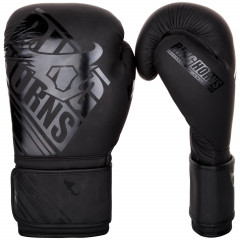 Рукавиці Ringhorns Nitro Боксерські рукавиці чорні/чорні