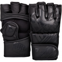 Перчатки Ringhorns Nitro MMA Gloves Black/Black