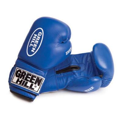 Боксёрские перчатки Green Hill ZEES (01292) фото 1