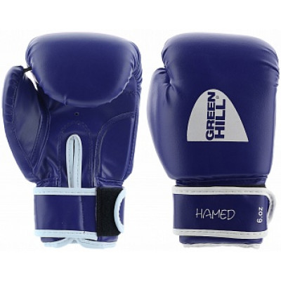 Боксёрские перчатки Green Hill HAMED (01289)