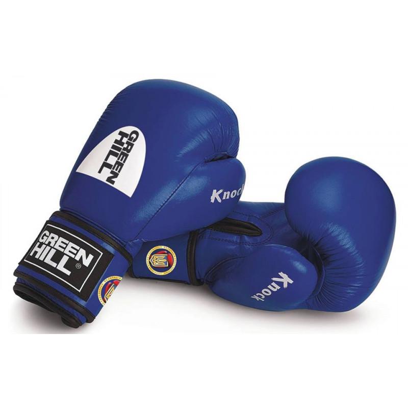 Боксерські рукавиці Green Hill KNOCK (01283) фото 1