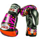 Боксёрские перчатки YOKKAO Sick Muay Thai gloves orange/pink (01640)