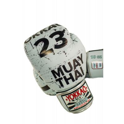 Перчатки YOKKAO Urban Grey Gloves (01464) фото 5