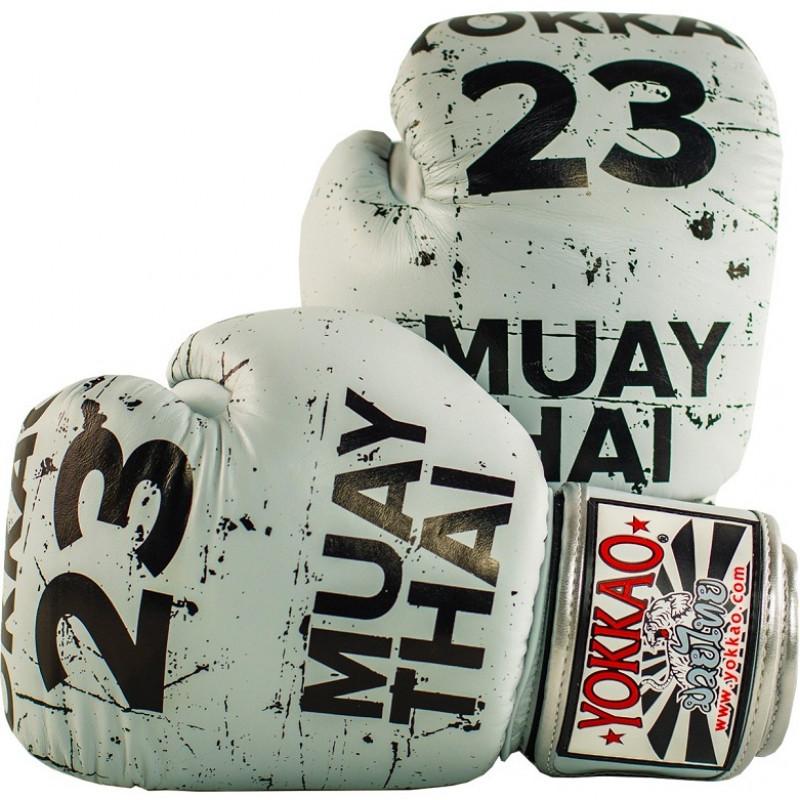 Перчатки YOKKAO Urban Grey Gloves (01464) фото 4