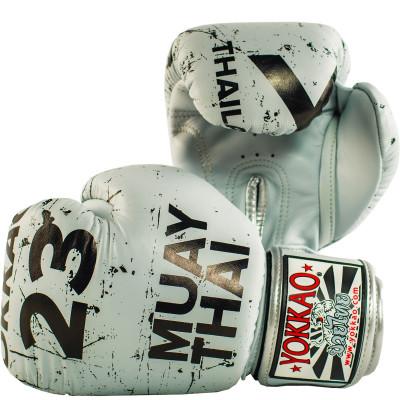 Перчатки YOKKAO Urban Grey Gloves (01464)