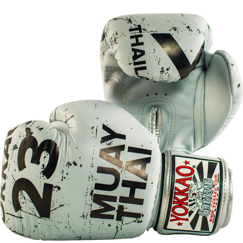 Перчатки YOKKAO Urban Grey Gloves (01464) фото 1