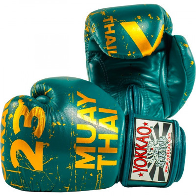 Перчатки YOKKAO Urban Petroleum Gloves (01463) фото 1