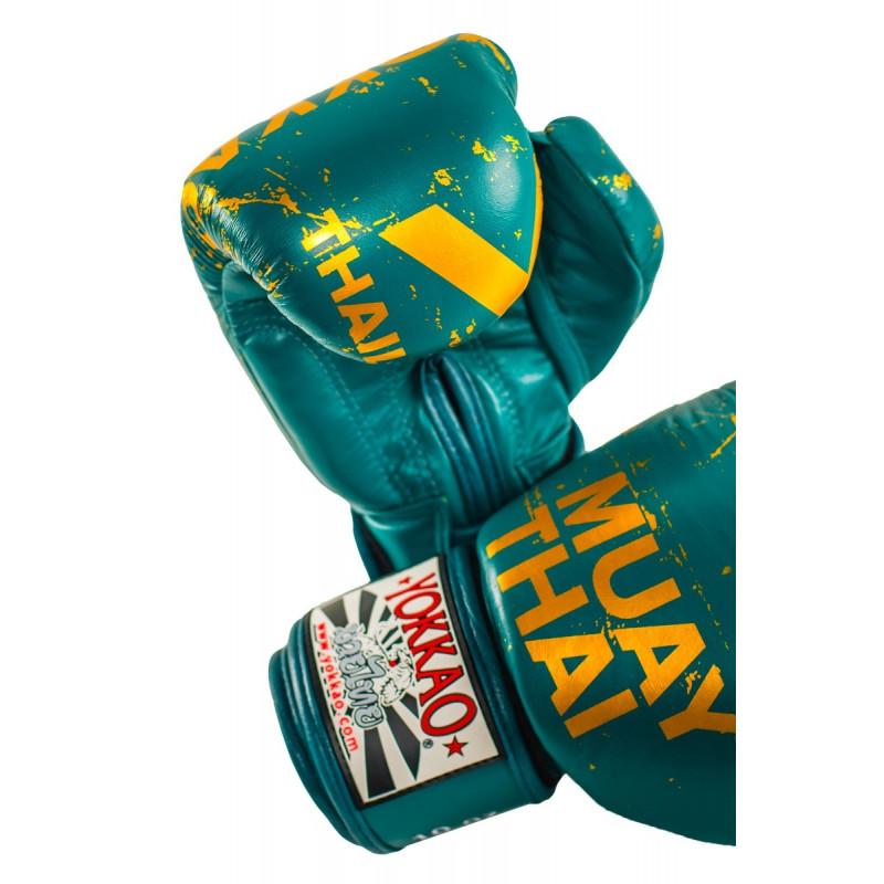 Перчатки YOKKAO Urban Petroleum Gloves (01463) фото 3