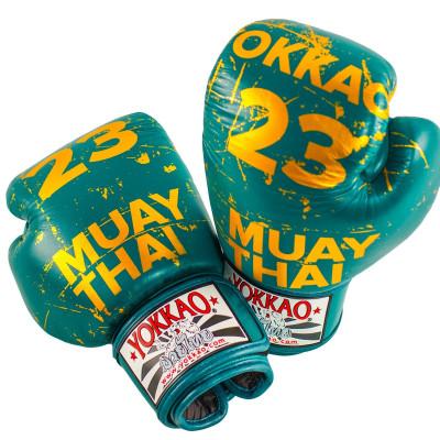 Перчатки YOKKAO Urban Petroleum Gloves (01463) фото 4