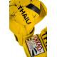 Перчатки YOKKAO Urban Yellow Gloves (01519)