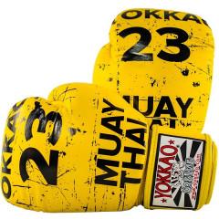 Перчатки YOKKAO Urban Yellow Gloves