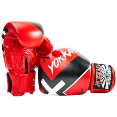Боксёрские перчатки YOKKAO Vertigo X red (01768) фото 2