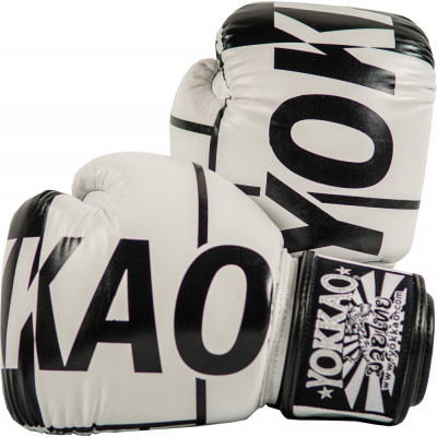 Перчатки YOKKAO CUBE Boxing Gloves (01465)