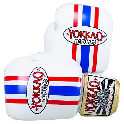 Перчатки YOKKAO FLAG Thai (01470)